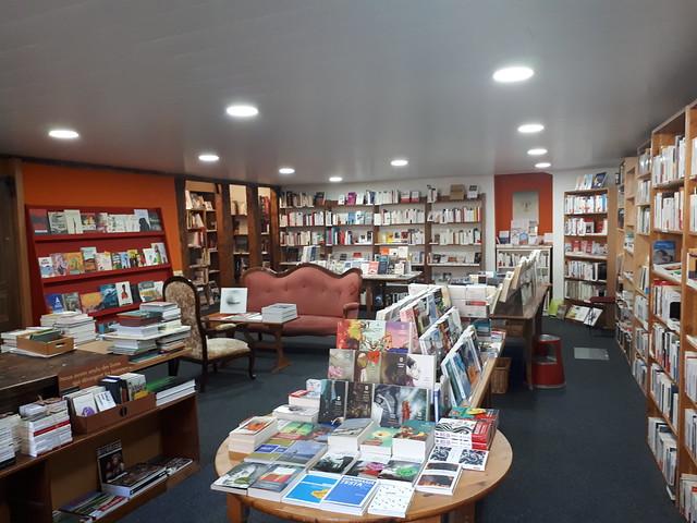 Librairie l'étage à Yverdon