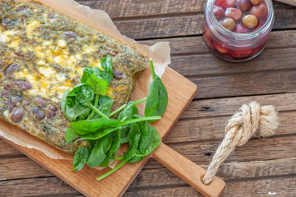 Moroccan Egg & Olive Tajine-