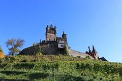 2014 Rhein und Mosel, 5.Tag, Burg Cochem