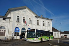 Mercedes Benz Citaro K  -  Selestat, TIS - Photo of Baldenheim
