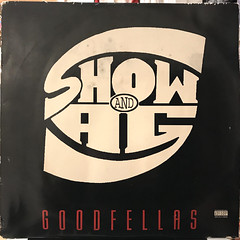 SHOW AND A.G.:GOODFELLAS(JACKET A)