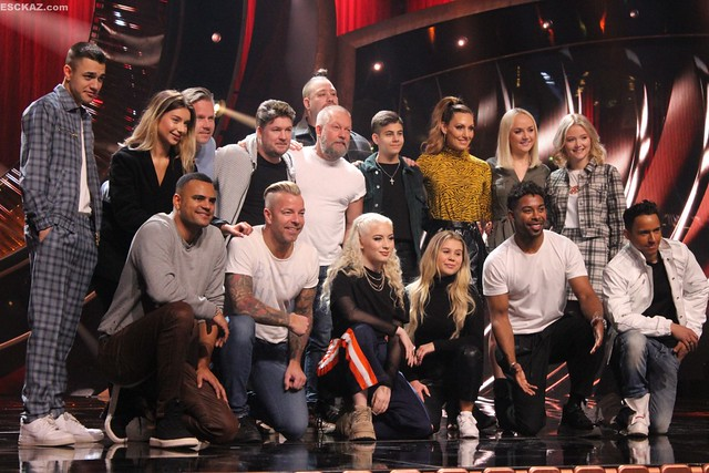 Melodifestivalen 2019 Rehearsals Thursday