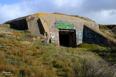 Blockhaus Pointe des trois Pierres