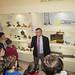 Επίσκεψη των μαθητών της Α΄ Γυμνασίου στο Δημοτικό 'Παιδαγωγική'