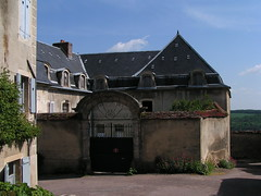 20080521 26803 Flavigny Haus Tor - Photo of Gissey-sous-Flavigny