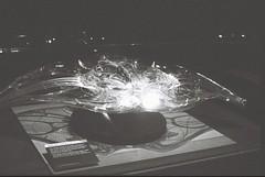 Manta Ship - Filming Model