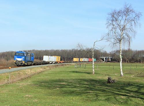 Bentheimer Eisenbahn D21 (&E01) @ Beerzerveld