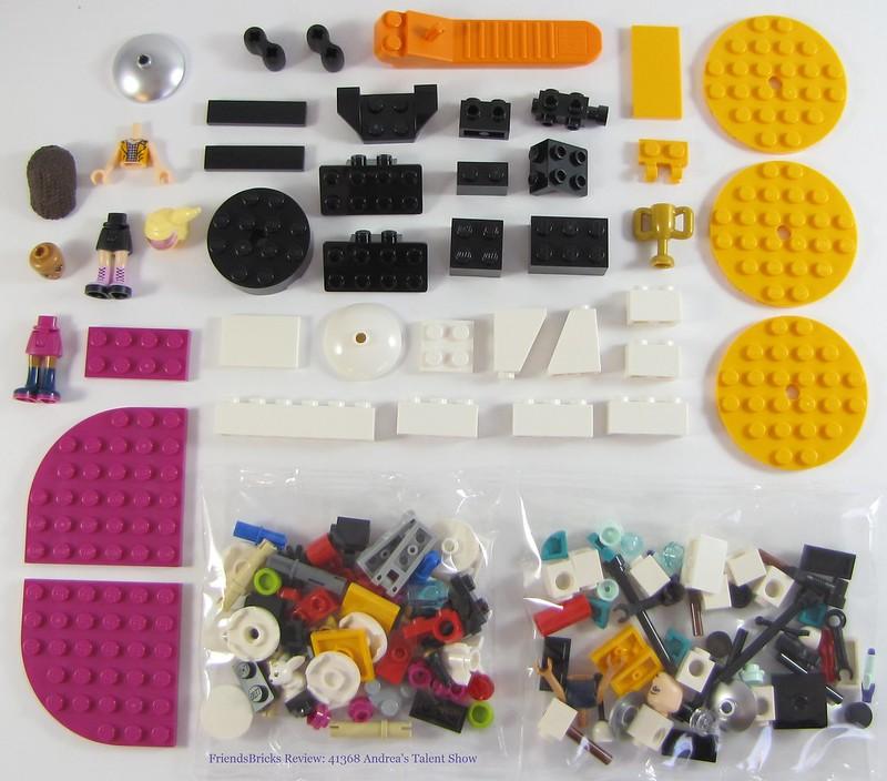 LEGO 4 Pieces Rocket Top 4 Black Parts Round 2x2 Dome Final Brick