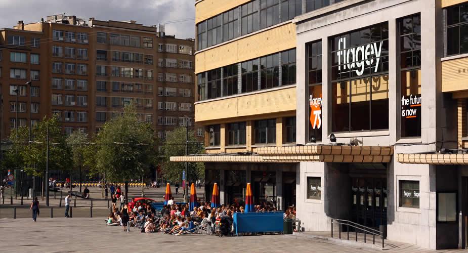 Restaurants Brussel: Café Belga, Flagey | Mooistestedentrips.nl