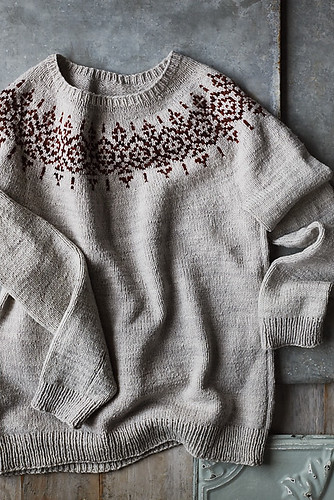 Isabell Kraemer's Petula Pullover