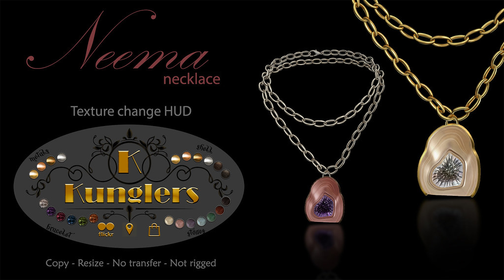 KUNGLERS – Neema necklace FLICKR