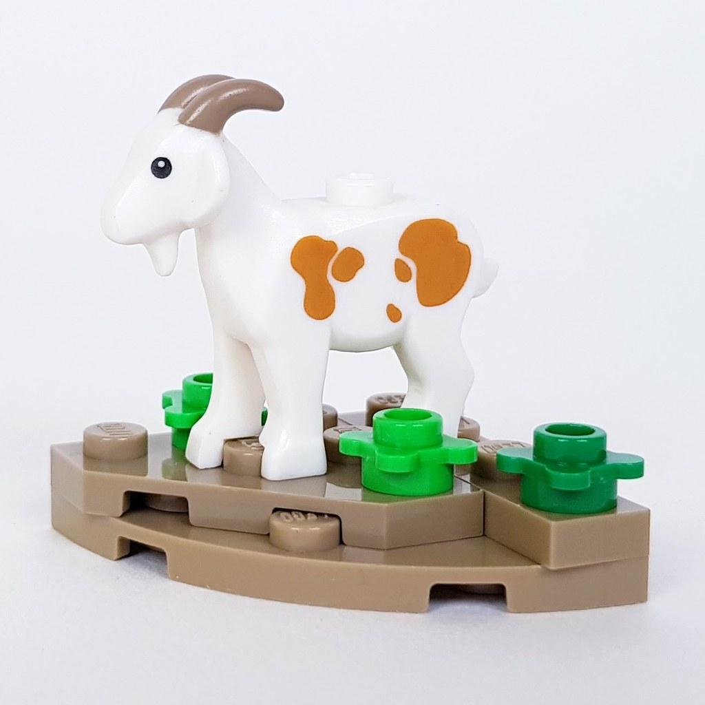 The farmer's van - a LEGO Ideas project