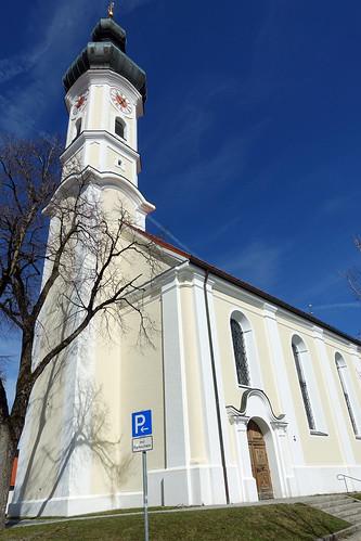 2019-03-17 Sylvensteinsee, Bad Tölz 029 Bad Tölz, Mühlfeldkirche