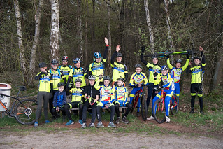 MTB jeugd training - April 2019