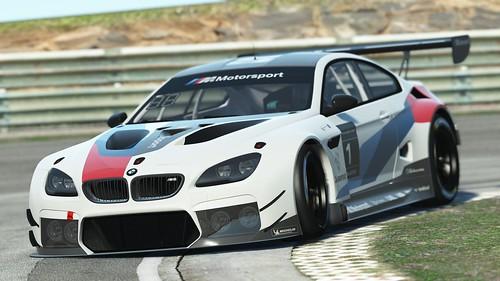 rF2 BMW M6 GT3