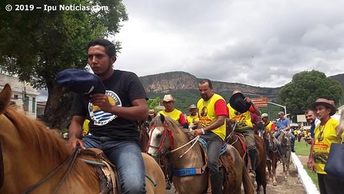 9ª edição da Cavalgada de São Sebastião de Ipu foi lograda de êxito