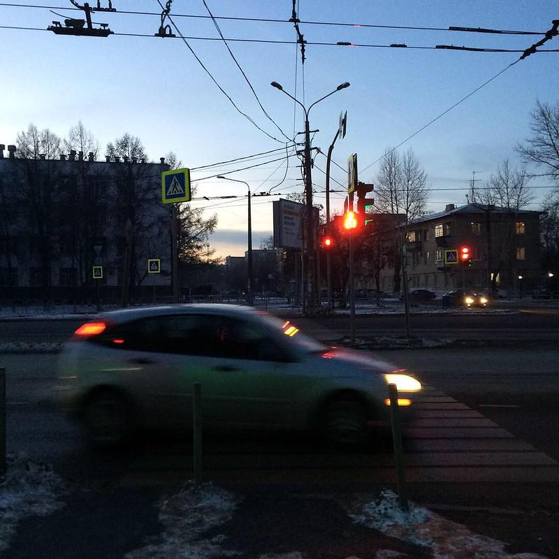 Чердаинск в декабре