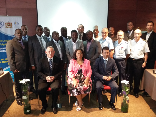 1st Africa Regional SAR Coordinator Meeting - Casablanca - 2015