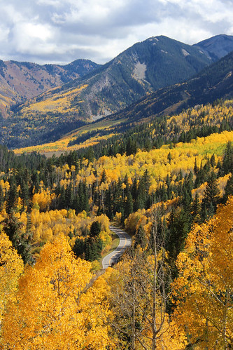 McClure Pass, Colorado