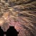 Feuerwerk vom Winterleuchten Dortmund