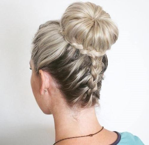 2019 UPDOS HAIRSTYLES FOR PARTIES, YOU ARE LIKE A QUEEN! 1