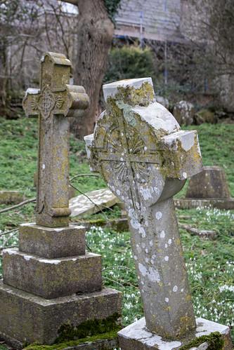 Crosses, Kingston Old Churchyard