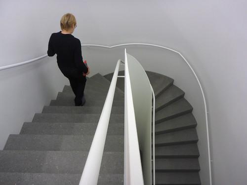 Treppe im Palais