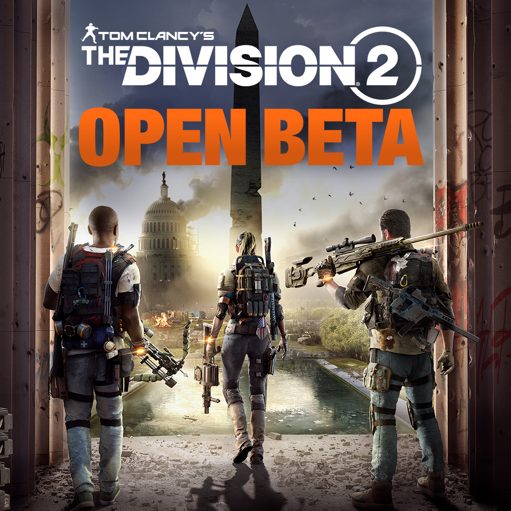 Tom Clancy's The Division 2 – Open Beta
