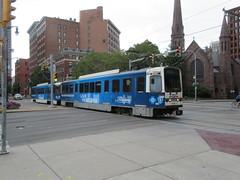 Niagara Frontier Transportation Authority Tokyu Car Corporation SP LRV