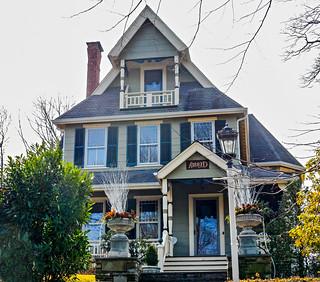 PT Barnum House