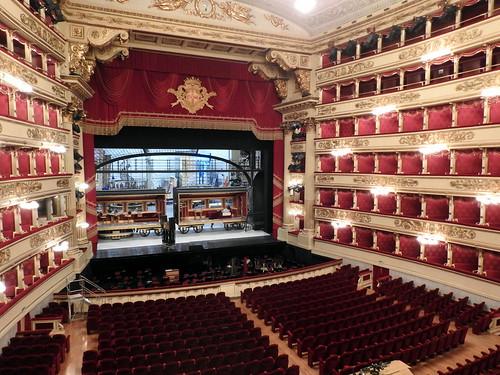 Milano - Museo Teatrale della Scala