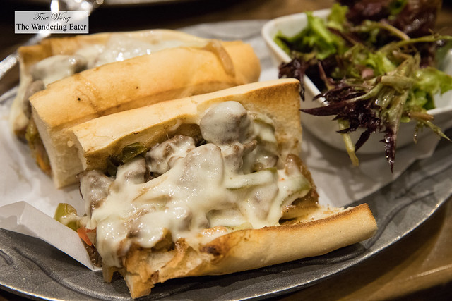 Broadway Cheesesteak