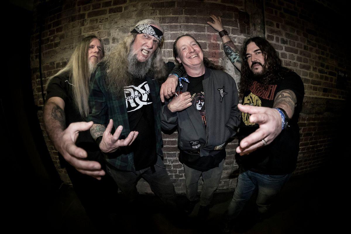 美國末日金屬樂團 Saint Vitus 專輯新曲釋出 Bloodshed