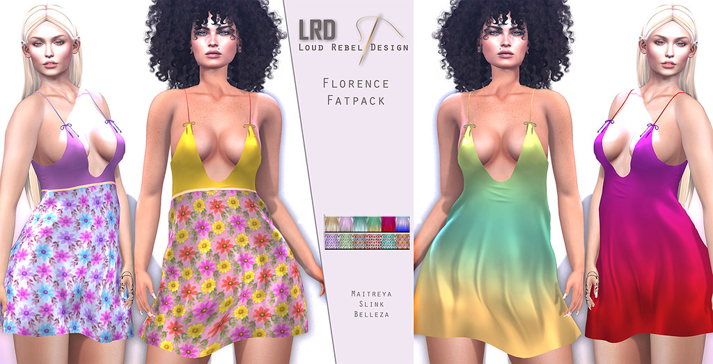 LRD Dress Florence Fatpack