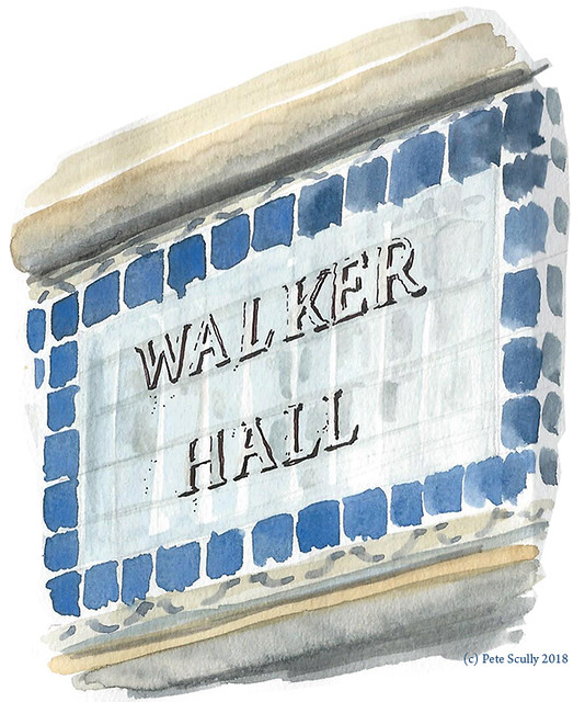 walker hall (sign) nov 2018