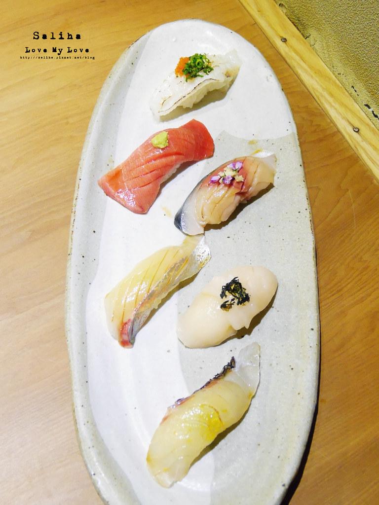 台北六張犁站科技大樓站附近餐廳利休日本料理壽司海鮮 (1)