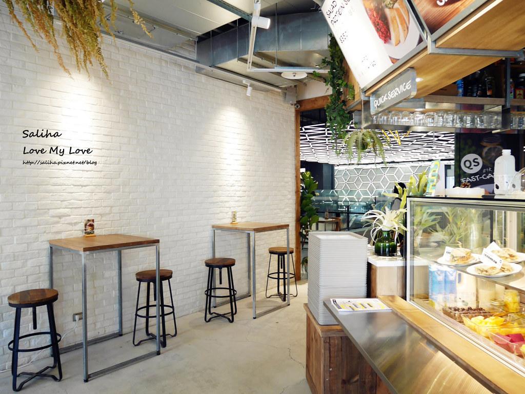 台北中山站不限時下午茶餐廳VCE南加州餐飲生活概念店南西店 (14)