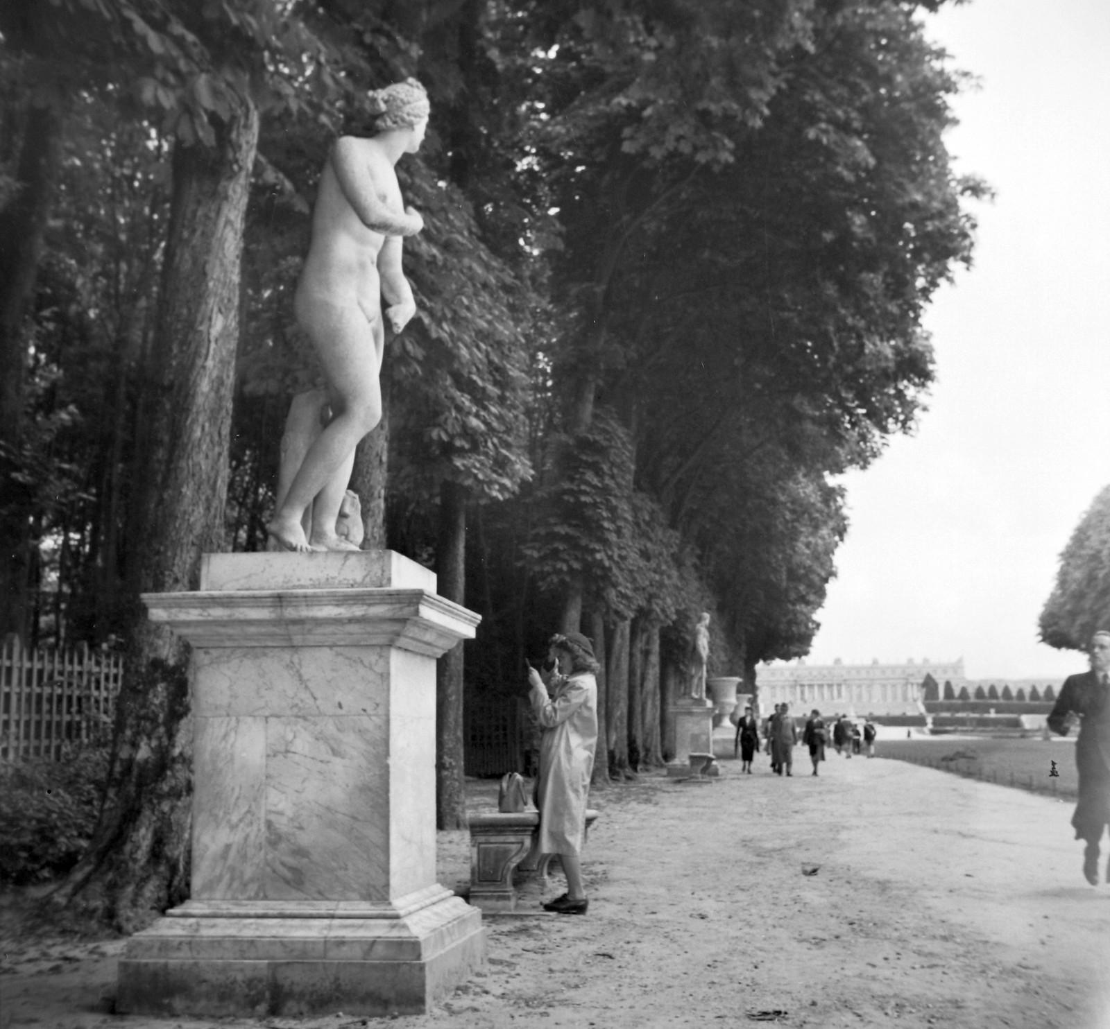 1939. Версаль.