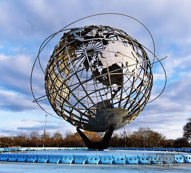 The Unisphere in Flushing Meadows–Corona Park, New York