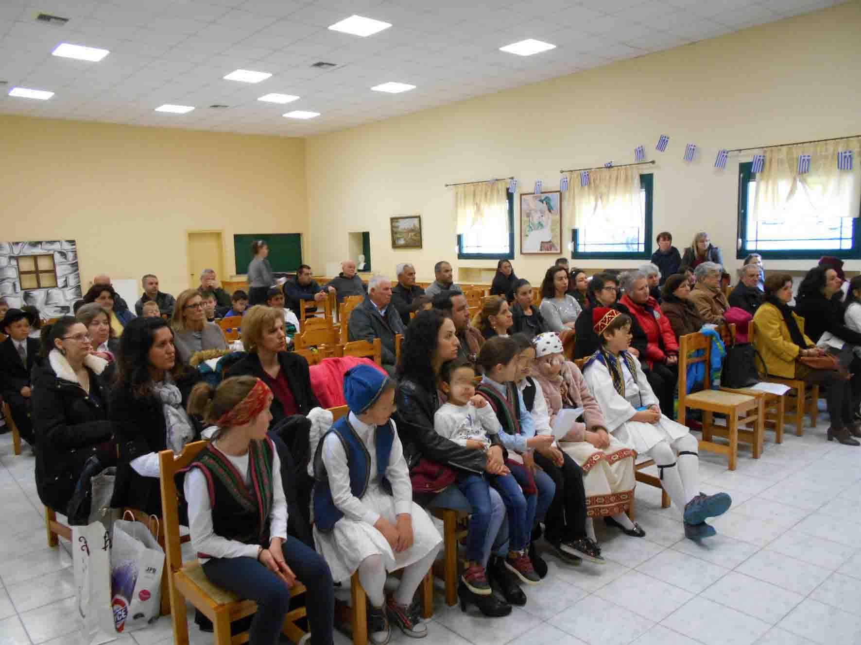 Γιορτή Δημοτικού Σχολείου Νεστορίου