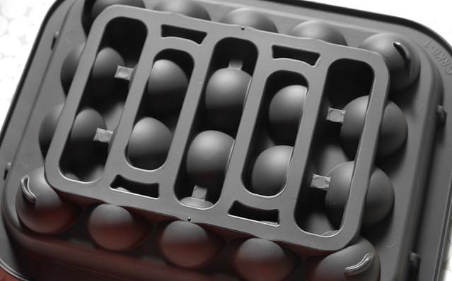 タイガー CRK-A100 RM ホットプレート パーティープレート 電気鍋 グリルプレート 焼肉 ボールプレート たこ焼き