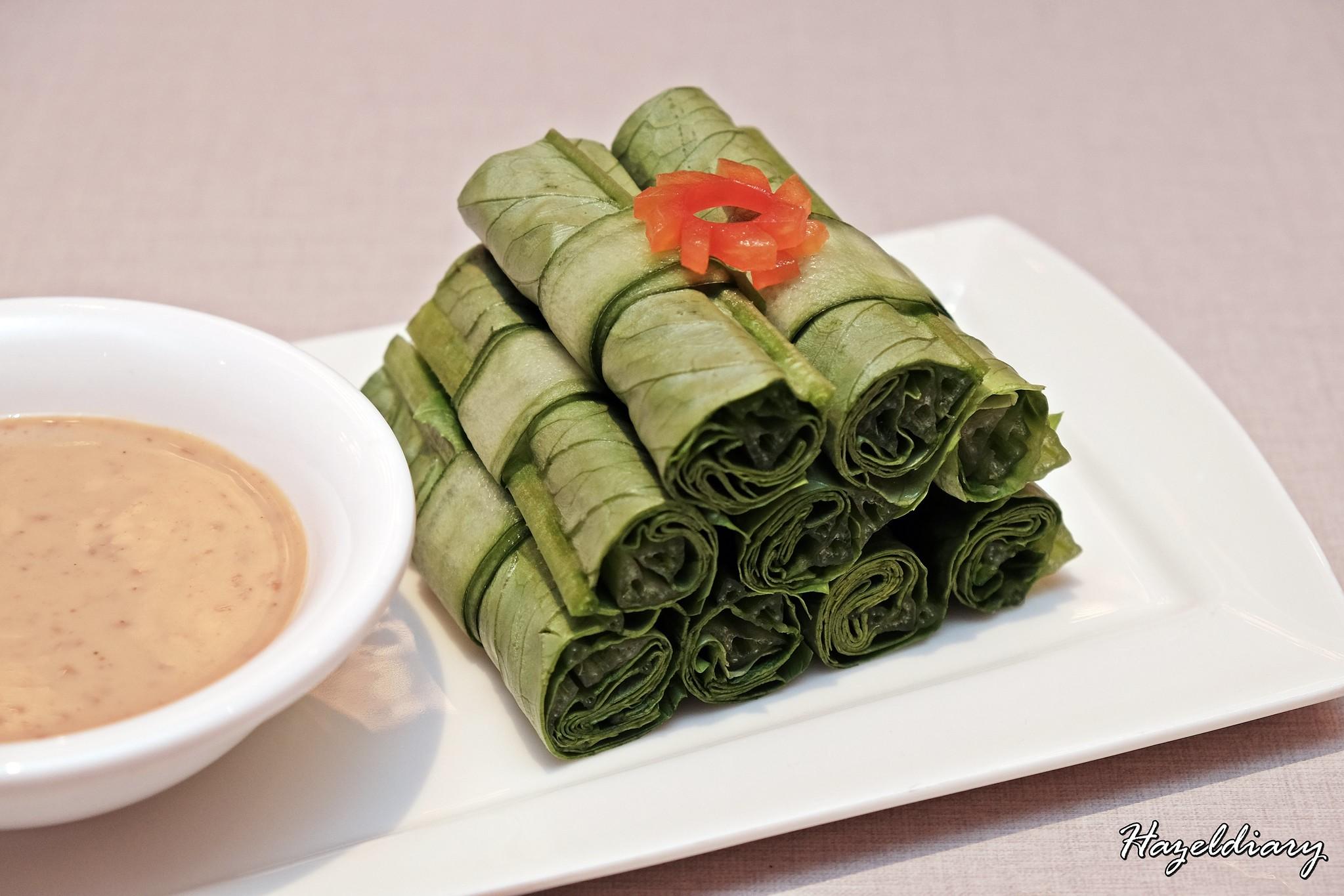 Paradise Dynasty-Wisma Atria-Lettuce Roll