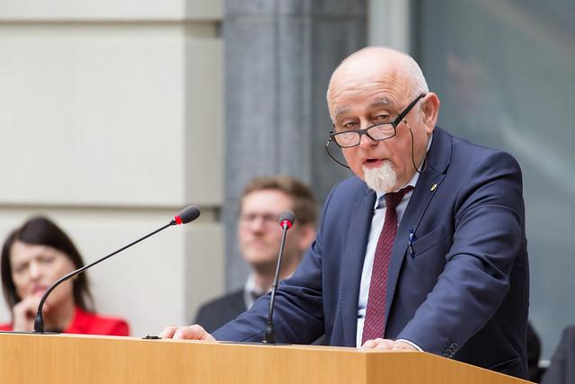 27 maart 2019 - Huldiging 10 jaar voorzitterschap Jan Peumans