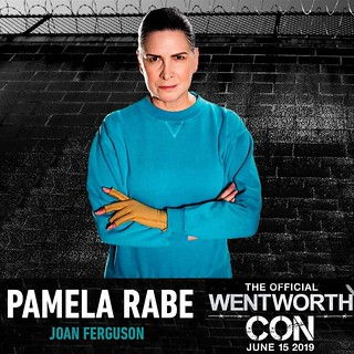 Pamela Rabe | Official Wentworth Con 2019