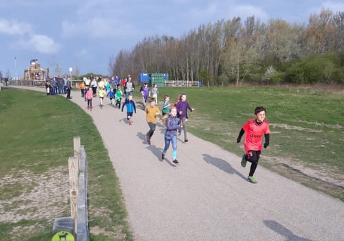 Gedling junior parkrun 31st March 2019