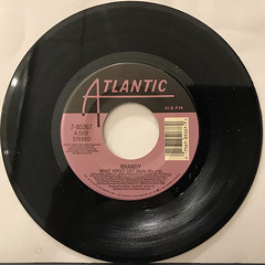 BRANDY:WHAT ABOUT US?(RECORD SIDE-A)