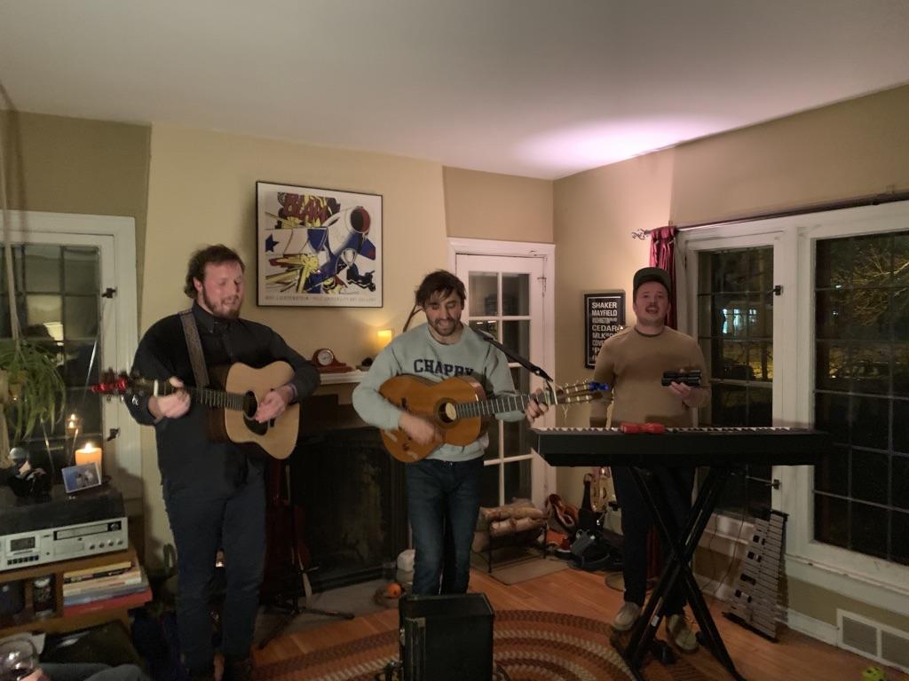 Oliver Hazard House Concert  2 8 19