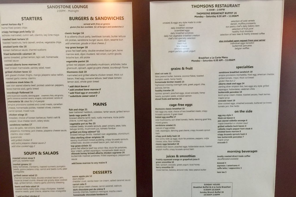 tomsonsrestaurant-menu