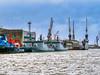 Militarized patrol boats (?)
