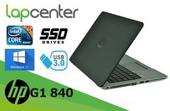 HP ELITEBOOK G1 840 I5 4 GB RAM 320 GB HDD WIN10PRO
